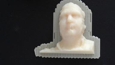 Final printed model (1)